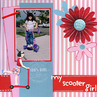 My Scooter Girl