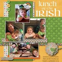 LUNCH of the Irish