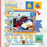 Love You - Doodlebug (Anchors Aweigh)