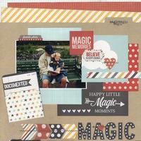 :: Happy Little Magic Moments ::