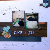 YOU & ME (April 2016 GD #1 and Title Challenges)