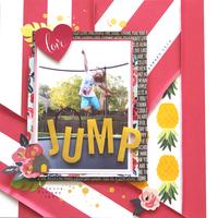 Jump *Pebbles*