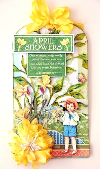 April Showers Tag
