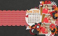 June 2016 Desktop for Annemarie