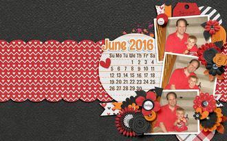 June 2016 Desktop for Annemarie