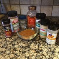 Taco & Fajita Seasoning mix