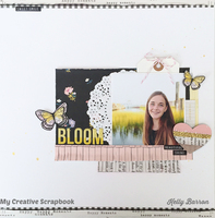 Bloom *My Creative Scrapbook*
