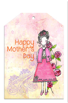 Mother's Day Tag