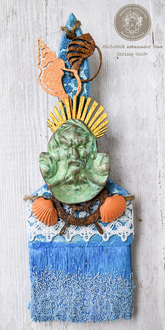 Poseidon Altered Paintbrush *Relics & Artifacts*