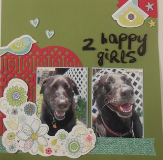 2 Happy Girls