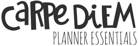 Carpe Diem Planner Essentials