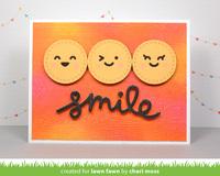 Scripty Smile - Lawn Fawn