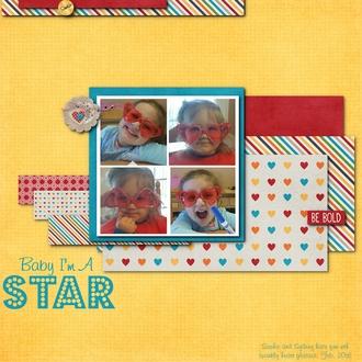 Baby, I'm a STAR