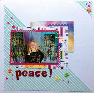 peace (June MMC June 6 Challenge #2)