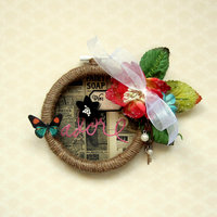 Adore Embroidery Hoop