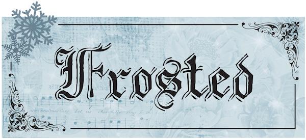Frosted KaiserCraft Kaiser Craft