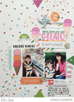 - gelato - **May Elle's Studio**