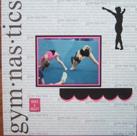 gymnastics - 2008