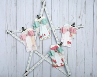 Welcome Baby Tags **WRMK DT**