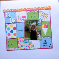 tA Da (June 2016 Manufacturer and Becky Fleck Sketch #118 Challenges)
