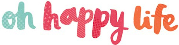 Oh Happy Life American Crafts Amy Tangerine
