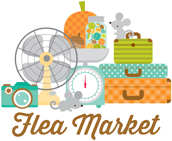 Flea Market Doodlebug Designs Design