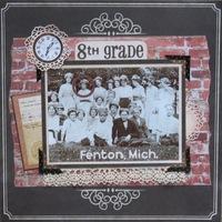 8th Grade, Fenton Mich.