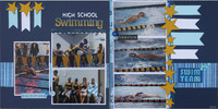 High School Swimming 2014