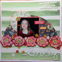 lovely (July 2016 MMC(July 25) Challenge #2)