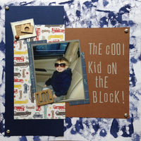 cOOl Kid (July 2016 MMC (July 25) Challenge #3)