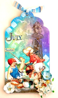 July Sunshine Tag