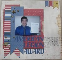American Legion Award