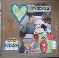 """I """"heart"""" my school"""