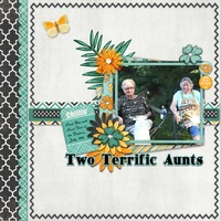 Two Terrific Aunts