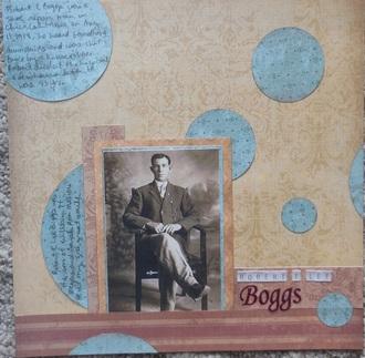 Robert E Lee Boggs