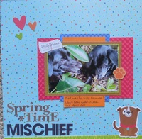 Springtime Mischief