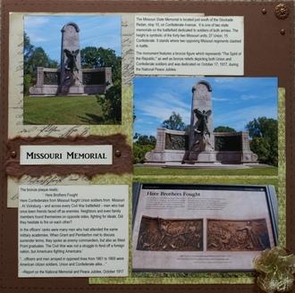 Missouri Memorial