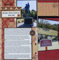 Second Texas Lunette Stop #12