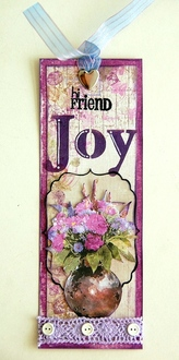 Joy Bookmark