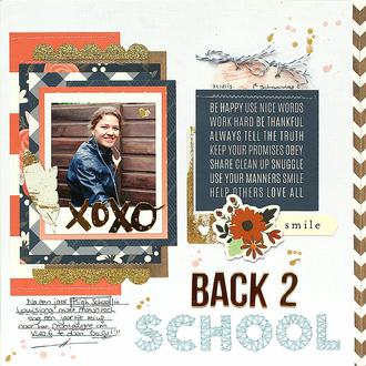 Back 2 School - Pebbles Inc.