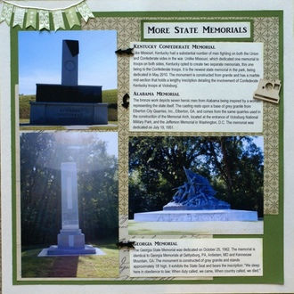 More State Memorials