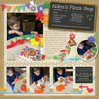 Aiden's Pizza Shop