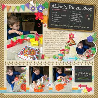 Aiden's Pizza Shop