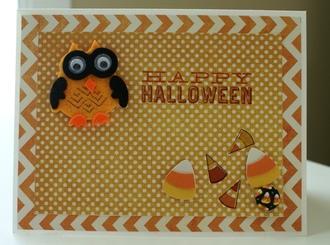 Halloween card (2016) #2