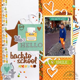Back To School - Doodlebug