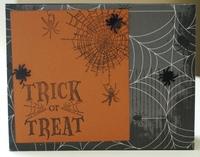 Halloween card (2016) #5