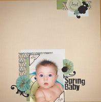 Sweet Spring Baby