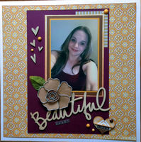 Beautiful Heart (Sept 2016 Ever Changing Challenge)