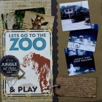 Lets' Go to the Zoo