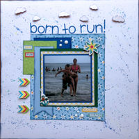 born to run! (Sept 2016 Mood Board and Music Challenges)